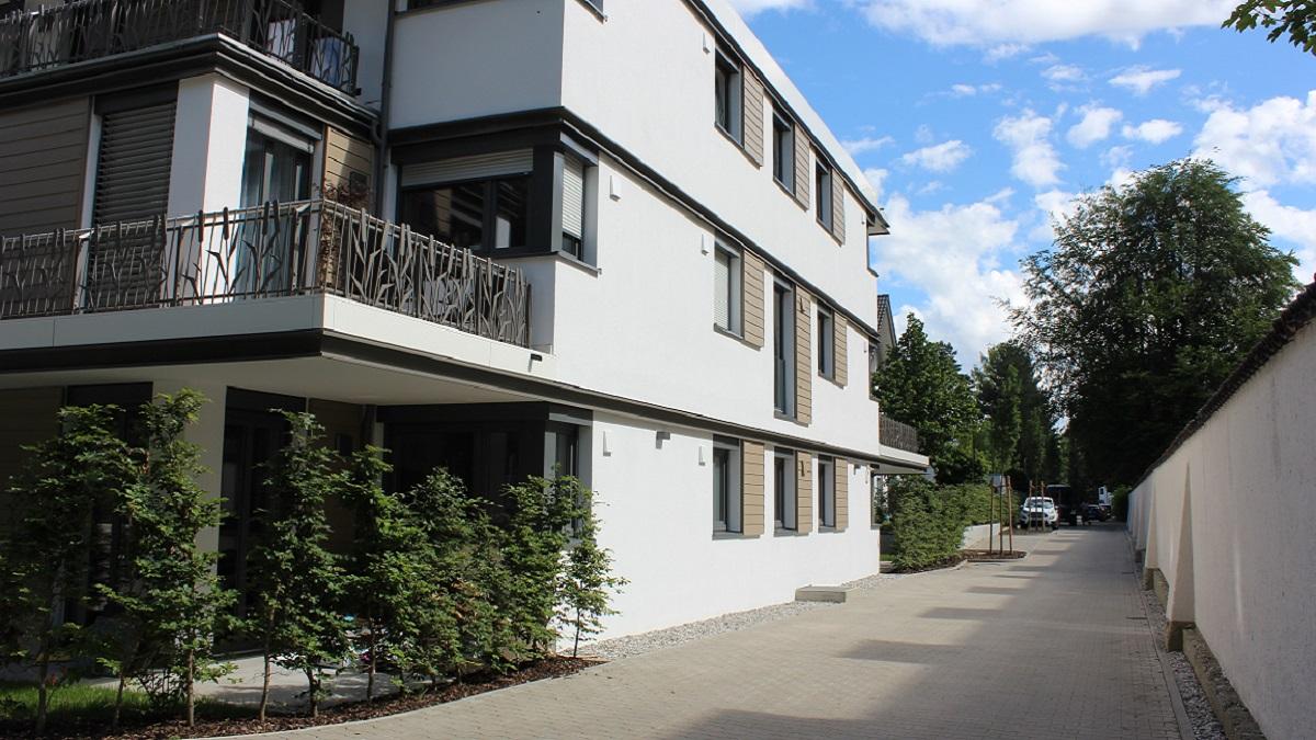 Burgfriedstraße